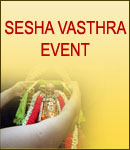 Sesha Vasthra Event